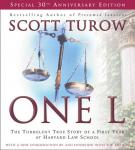 One L: The Turbulent True Story of a First Year at Harvard Law School (Unabridged) Audiobook, by Scott Turow