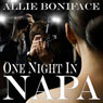 One Night in Napa (Unabridged) Audiobook, by Allie Boniface