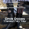 Open Doors: Fractured Fairy Tales (Unabridged), by Siv Maria Ottem