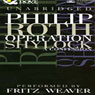 Operation Shylock: A Confession (Unabridged), by Philip Roth