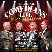 The Original Comedians Live: 40th Anniversary Show Audiobook, by Frank Carson