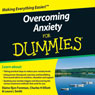 Overcoming Anxiety For Dummies Audiobook Audiobook, by Elaine Iljon Foreman