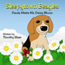 Panda Meets Ms. Daisy Bloom: Sleepytown Beagles (Unabridged), by Timothy Glass