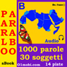Parlo arabo (con Mozart) - Volume Base (Arabic for Italian Speakers) (Unabridged), by Dr. I'nov