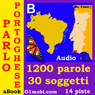 Parlo Portoghese (con Mozart) - Volume Base (Portuguese for Italian Speakers) (Unabridged) Audiobook, by Dr. I'nov