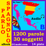 Parlo Spagnolo (con Mozart) - Volume Base (Spanish for Italian Speakers) (Unabridged) Audiobook, by Dr. I'nov