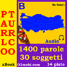 Parlo turco (con Mozart) - Volume Base (Turkish for Italian Speakers) (Unabridged) Audiobook, by Dr. I'nov