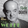 Parties for Death: Nero Wolfe Audiobook, by Rex Stout