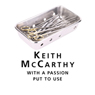 With a Passion Put to Use (Unabridged) Audiobook, by Keith McCarthy