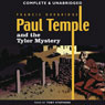 Paul Temple and the Tyler Mystery (Unabridged), by Francis Durbridge
