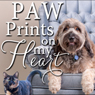 Paw Prints on My Heart: Stories of Homeless Pets Who Found Love and Hope (Unabridged) Audiobook, by Paws Humane Society