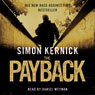 The Payback Audiobook, by Simon Kernick