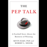The Pep Talk Audiobook, by Kevin Elko