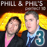 The Perfect Ten with Phill Jupitus and Phil Wilding, Volume 3 (Unabridged), by USP Content Limited