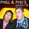 The Perfect Ten with Phill Jupitus and Philip Wilding: Volume 4 (Unabridged) Audiobook, by Phill Jupitus