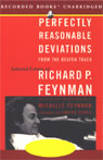 Perfectly Reasonable Deviations from the Beaten Track: Selected Letters of Richard Feynman (Unabridged) Audiobook, by Richard P. Feynman