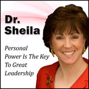 Personal Power Is the Key to Great Leadership: The 30-Minute New Breed of Leader Success Series Audiobook, by Sheila Murray-Bethel