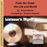 Peter the Great: His Life and World, by Robert Massie