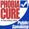 Phobia Cure: Public Speaking (Unabridged) Audiobook, by Lloydie