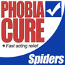Phobia Cure: Spiders (Unabridged) Audiobook, by Lloydie