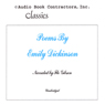 Poems By Emily Dickinson (Unabridged), by Emily Dickinson
