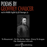 Poems By Geoffrey Chaucer, by Geoffrey Chaucer