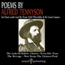 Poems By Tennyson Audiobook, by Alfred Tennyson