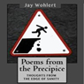 Poems from the Precipice: Thoughts from the Edge of Sanity (Unabridged), by Jay Wohlert
