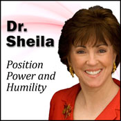 Position Power and Humility - The Greatest Force on Earth: The 30-Minute New Breed of Leader Success Series Audiobook, by Sheila Murray-Bethel