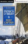 Post Captain: Aubrey/Maturin Series, Book 2 (Unabridged), by Patrick O'Brian