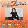 Pranayamas & Mudras Vol.2: Yoga Breathing and Gesture Class (Unabridged) Audiobook, by Sue Fuller