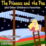 The Princess and the Pea and Other Childrens Favorites, by Hans Christian Andersen