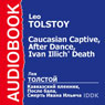 A Prisoner in the Caucasus, After the Dance, and The Death of Ivan Ilyich Audiobook, by Leo Tolstoy