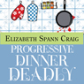 Progressive Dinner Deadly: A Myrtle Clover Mystery, Book 3 (Unabridged), by Elizabeth Spann Craig