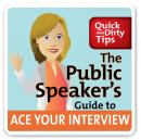 The Public Speakers Guide to Ace Your Interview: 6 Steps to Get the Job You Want (Unabridged) Audiobook, by Lisa B. Marshall