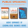 Public Speaking: Triumphantly Conquer the #1 Business Fear, by G. Michael Campbell