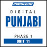 Punjabi Phase 1, Unit 11: Learn to Speak and Understand Punjabi with Pimsleur Language Programs Audiobook, by Pimsleur