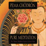 Pure Meditation Audiobook, by Pema Chodron