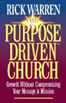 The Purpose-Driven Church Audiobook, by Rick Warren