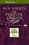 The Purpose-Driven Life for Commuters: What on Earth am I Here For?, by Rick Warren