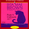 Puss n Cahoots: A Mrs. Murphy Mystery (Unabridged), by Rita Mae Brown