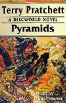 Pyramids: Discworld #7 (Unabridged), by Terry Pratchett