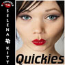 Quickies: An Erotic Anthology (Unabridged), by Selena Kitt