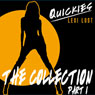 Quickies Erotica: The Collection Part 1: Steamy, Seductive Stories...Not for the Faint-Hearted (Unabridged), by Quickies
