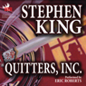 Quitters, Inc. (Unabridged) Audiobook, by Stephen King