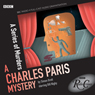 Radio Crimes: Charles Paris: A Series of Murders Audiobook, by Simon Brett