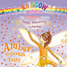 Rainbow Magic: Amber the Orange Fairy (Unabridged) Audiobook, by Daisy Meadows