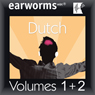 Rapid Dutch: Volumes 1 & 2, by Earworms Learning
