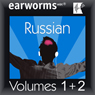 Rapid Russian: Volumes 1 & 2 Audiobook, by Earworms Learning
