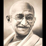 A Rare Recording of Mahatma Gandhi, by Mahatma Gandhi